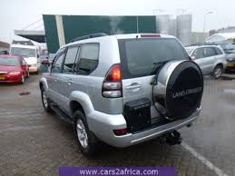 toyota landcruiser 120 3 0 d 4d 65636 used available from stock
