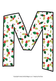 images of christmas letters christmas letter printable m 1