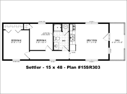 16x40 lofted cabin floor plans homes zone mobile house plans globalchinasummerschool