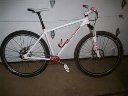 peugeot bike white white paint job or powder coat pics please mtbr com
