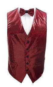 mardi gras vest sequin vest and matching bow tie vest all colors mardi gras