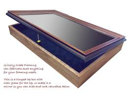Glass For Table by Grizzly Creek Framing Award Winning Picture Framing Sports