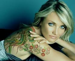 cool tattoo design beautiful famous female celebrity tattoos