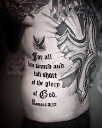 bible verse tattoos u0026 scripture tattoos with meanings 2018