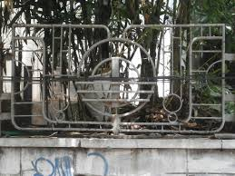 interesting art deco fence art deco in hanoi pinterest