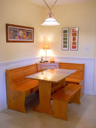 kitchen dining table with bench and chairs upholstered kitchen