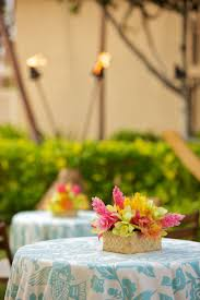 flower arrangement pictures with theme 67 best luau ideas images on pinterest hawaiian parties luau