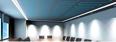 pannelli radianti soffitto pannelli radianti a soffitto edilnet it edilnet
