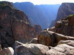 black canyon of the gunnison national park go hike colorado