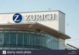 office building of the zurich insurance group headquarters in