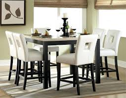 dining room set seats 8 high table sets tables and chairs with