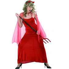 Halloween Costume Devil Woman Devil Woman Costume Partynight