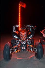led light whip for atv tribal whips 6 nightstalker led lighted whip atv utv off road sand