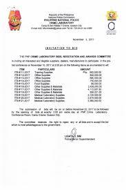 to bid invitation to bid crime laboratory bac