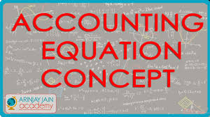 accounting equation concept class 11 accounts youtube