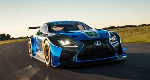 lexus rc f vs mustang gt f performance racing becomes 3gt racing racing news