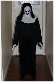 invisible halloween costume the conjuring 2 valak demon nun costume get more costume and