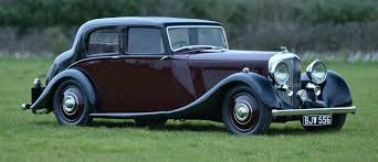 bentley maroon used 1936 bentley other models for sale in essex pistonheads