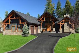 timber homes plans the pine valley