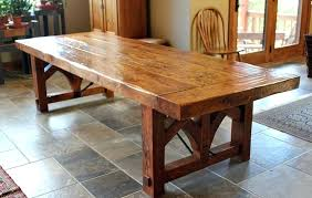 used dining room tables our dining room table we made from reclaimed wood hometalk reclaimed