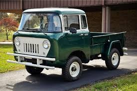are jeeps considered trucks the coolest 4x4s of barrett jackson four wheeler trucks