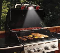 Outdoor Grill Light Bbq Grill Light And Fan Gadget Flow