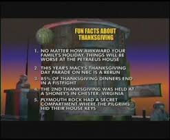 late show top ten facts about thanksgiving crooks and liars