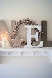 Christmas Decorations For Homes Best 25 Christmas Mantle Decorations Ideas On Pinterest
