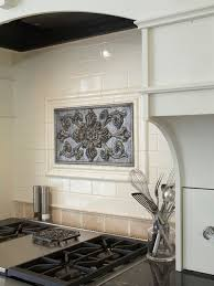Decorative Kitchen Backsplash Medallion Kitchen Backsplash - Kitchen medallion backsplash