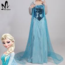 Snow Queen Halloween Costume Compare Prices Adults Princess Fancy Dress Shopping Buy