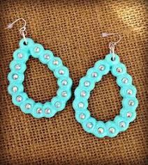 sookie sookie earrings sookie sookie crush earrings gold royal blue the lace