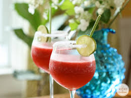 frozen watermelon margarita drinks and links watermelon margarita