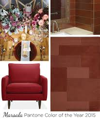 pantone color of the year 2015 marsala sensational color