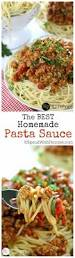 the best homemade pasta sauce spend with pennies