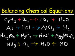 Balancing Chemical Equations For Beginners   Fractions  amp  Polyatomic Ions   Chemistry