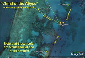 thanksgiving 2004 date kayaking to dry rocks reef u2013 a pilgrimage to find the u201cchrist of