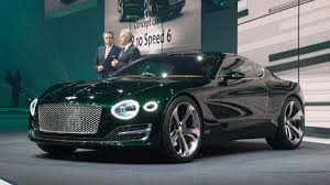 bentley jeep bentley two seater could be an ev top gear