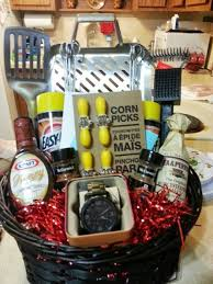 great gift baskets 32 gift basket ideas for men birthdays and gift