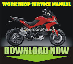 ducati multistrada mts 1200 abs 2014 workshop service manual