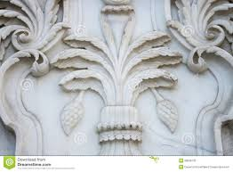 marble ornaments stock photo image 38946735