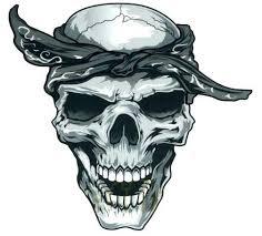 Amazing Skull - 36 gangster skull tattoos