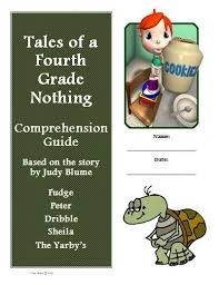 8 best tales of a fourth grade nothing images on pinterest