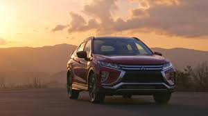 mitsubishi eclipse 2018 mitsubishi eclipse cross revealed chasing cars
