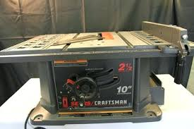 craftsman 10 inch table saw parts sears 10 inch table saw craftsman portable table saw inch craftsman