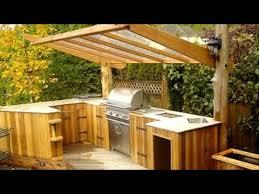 cuisine exterieure en 40 cuisine extérieure et barbecue idées 2017 et grande