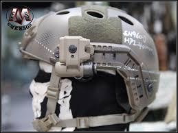 best helmet mounted light troy emersongear hl1 a头盔灯 拍照 摄像