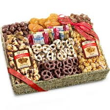 food gift baskets dulcet deluxe gourmet food gift basket includes