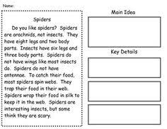 free main idea worksheets 2nd grade the best and most