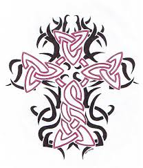 tribal tribe cross flash tattoo image galleries tribal tribe