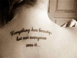 the 25 best quotes for ideas on tattoos
